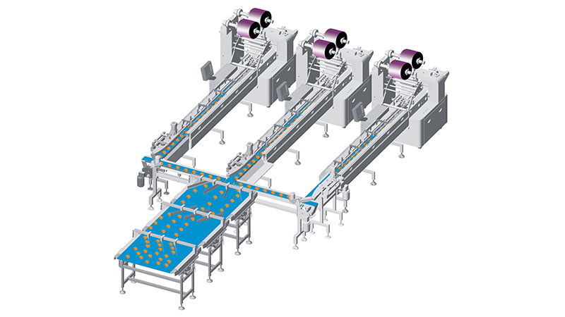 Bread Automatic Packaging Solution