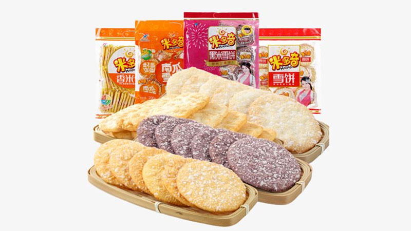 Cracker Biscuit Automatic Packaging System