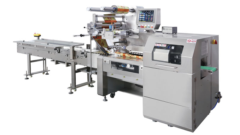 wafer packaging machine 508S