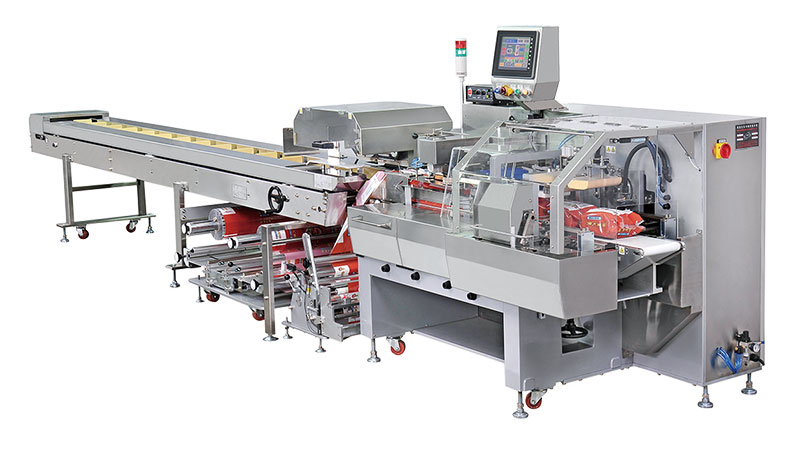 wafer secondary packaging machine 708