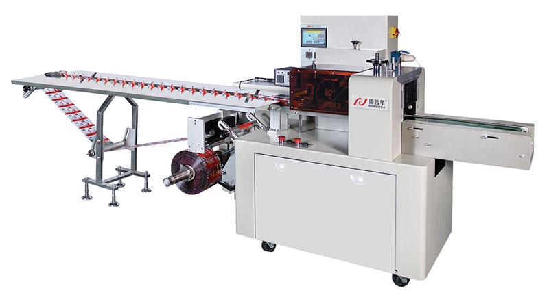 ZP-3000s Horizontal Wrapping Equipment for Sticky Product or Dry Fruit