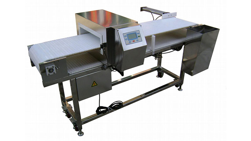 Metal Detector Continuous Auto with Rejecter for All Industry