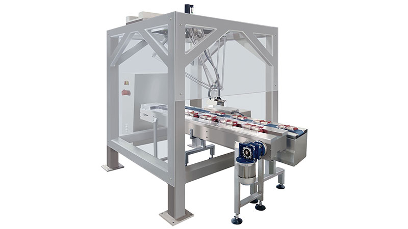 Automatic Robot and Packaging System