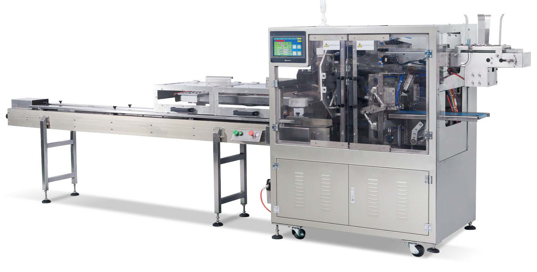 Automatic bagging machine DKD60A  (90 degree feeding type)