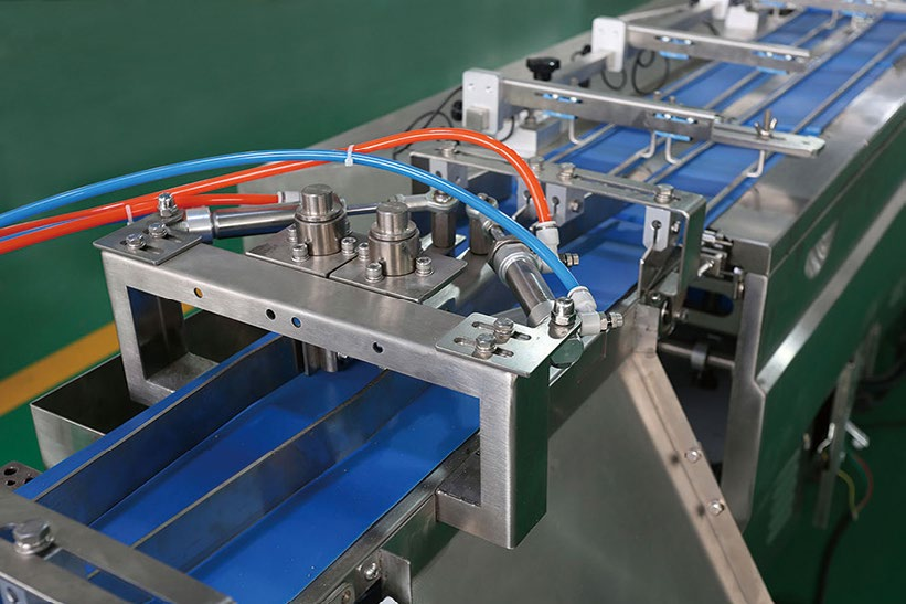 double channel packaging system