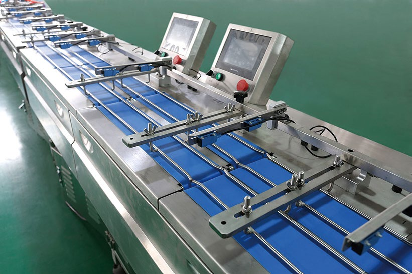 2-channel automatic packaging line