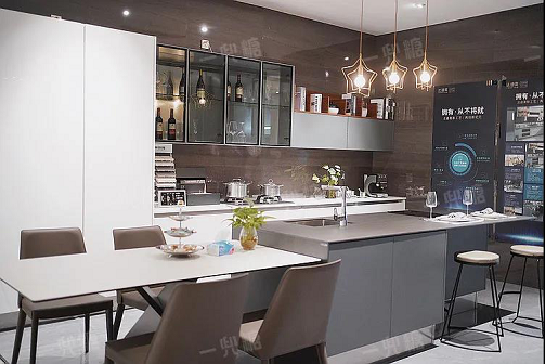 Home Blogger Recommendation   How To Choose A Good-looking & Practical Kitchen ? (一)