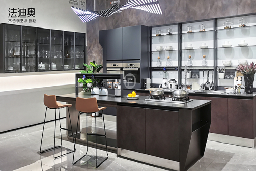 How To Choose Fadior Stainless Steel Kitchen Cabinet ?