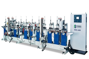 Brief Introdction of  Linear Sanding Machine Model-MMQ JSW8