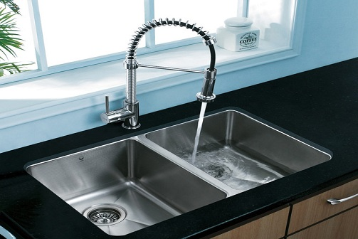 How About The Kitchen Wash Basin Sink ?