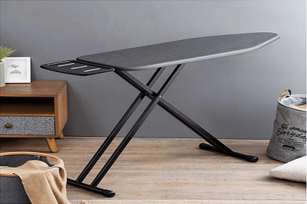 How To Use The Ironing Board—Introduction To The Correct Way To Open The Ironing Board