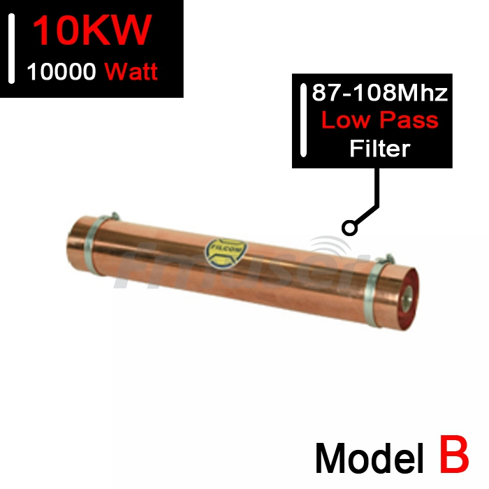 10kW Low Pass Filter for Sale Buy Low Pass Filter for Radio Station
