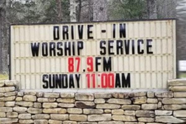 How Do Drive-in Church Serve In the Covide-19 Pandemic