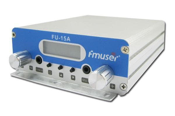 Why You Must Have a FU-15A FM Broadcast Transmitter for the Drive-in Church?