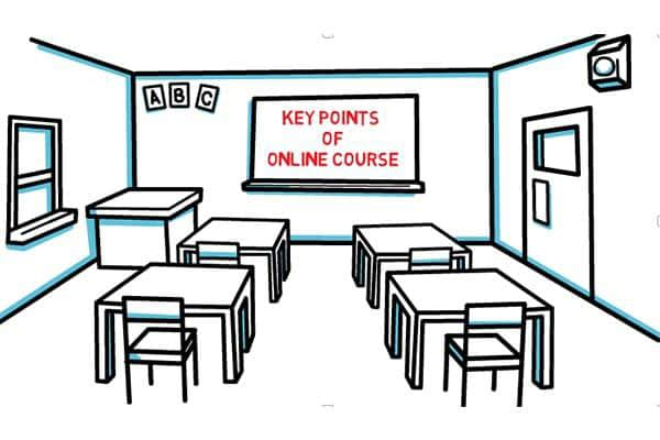 5 Key Points to Do the Best for Online Course During Pandemic