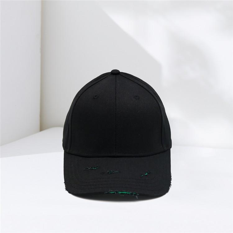 Classic Baseball-Cap Adjustable Plain Hat Dad-Hat Fashion Sports Cotton Trucker Golf Tennis Cap for Men Women