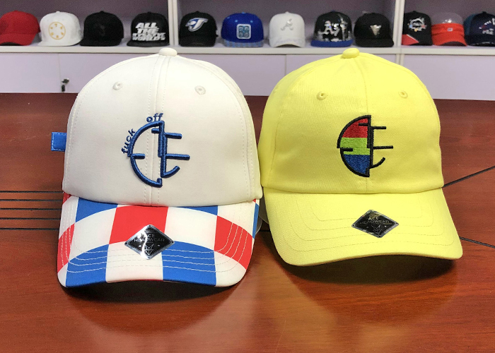 For Men OEM Cheap Baseball Caps Wholesale Custom Designer High Quality 6 Panel 100% Cotton Embroidered Unstructured Dad Hat