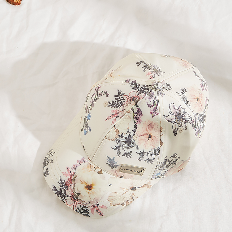 100% polyester OEM Cheap Baseball Caps Wholesale Custom Designer High Quality 6 Panel printing Unstructured Dad Hat