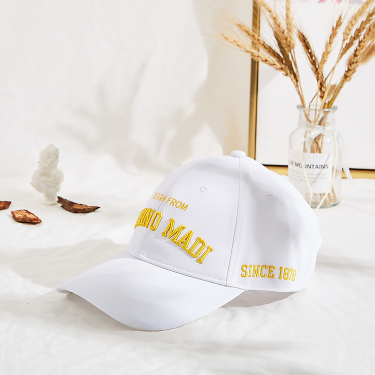 ACE headwearflat embroidery  Baseball Cap Men Women Adjustable Plain Sports Fashion Quality Hat ,Suitable for Any Place, Shading