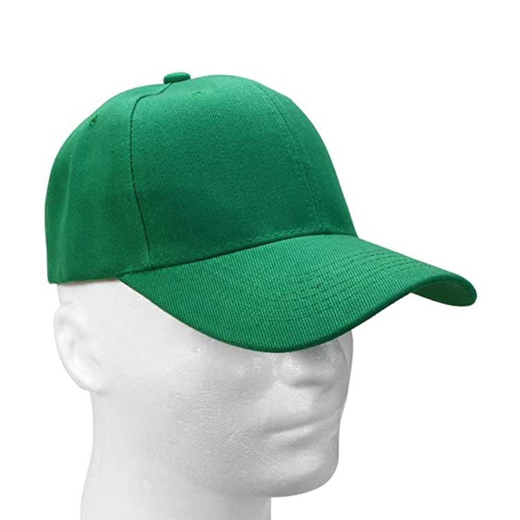 Customized Cheap Vintage Washed Distressed Cotton Golf Plain Baseball Cap for Men and Women