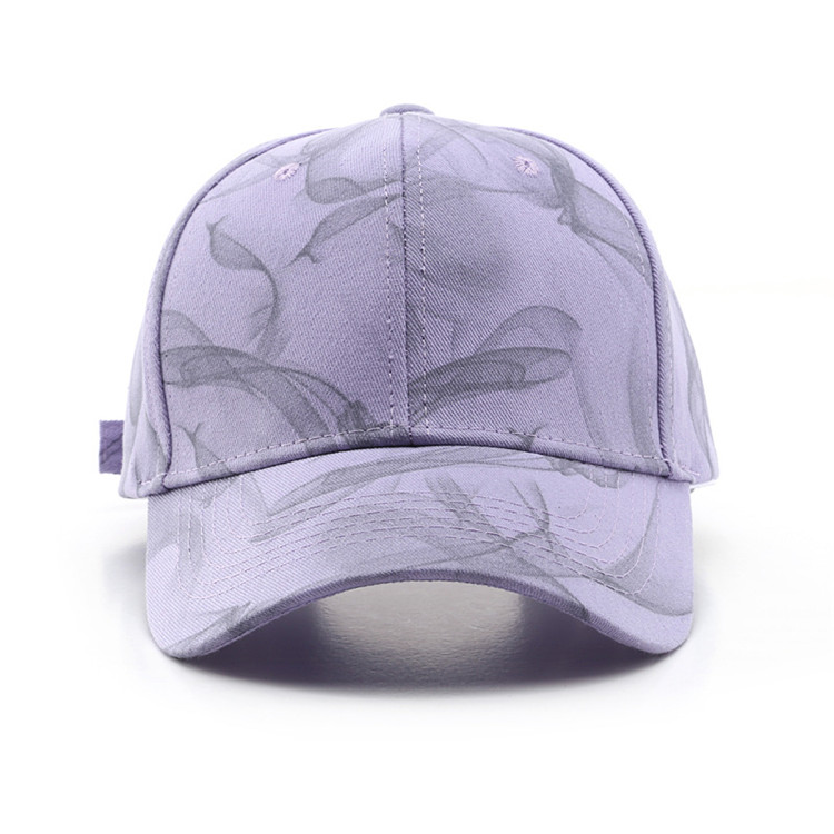 Baseball Cap Adjustable Sublimation Outdoor Hat for Men and Women