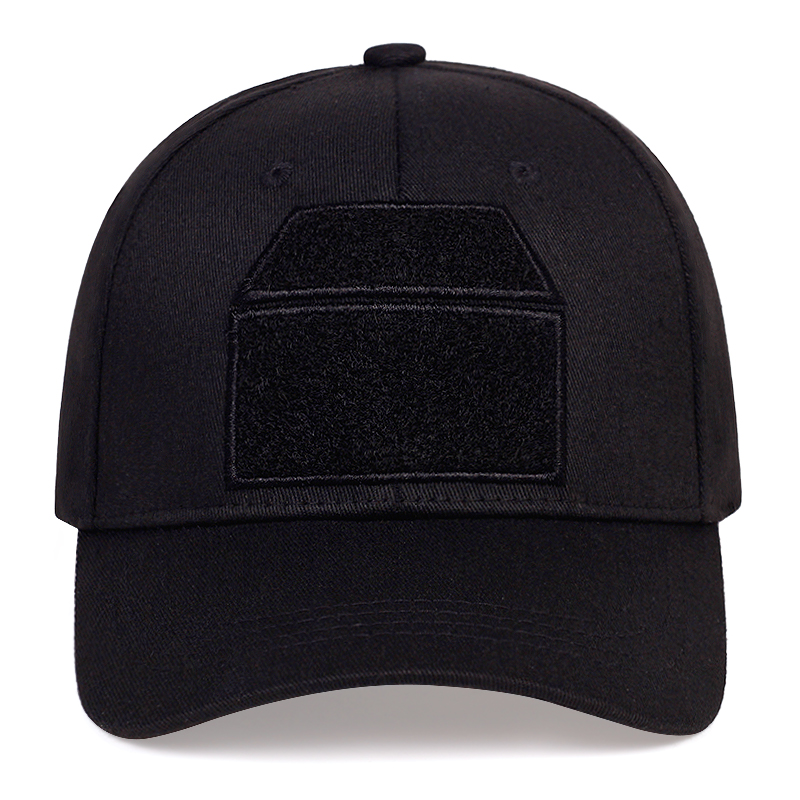 The Hat Unisex Low Profile Cotton Baseball Cap With Towel Embroidery