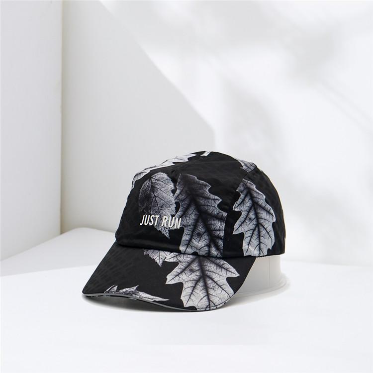 High Quality Unisex Customize Print Logo Camper Cap Hat