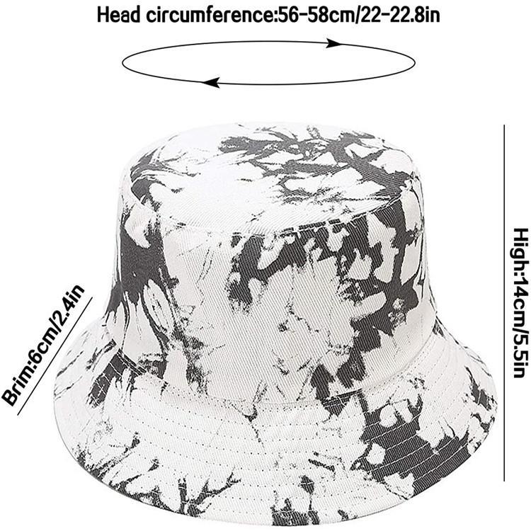 Bucket Hat Unisex for Women Men Packable Sun Beach Hat for Summer Outdoor Beach