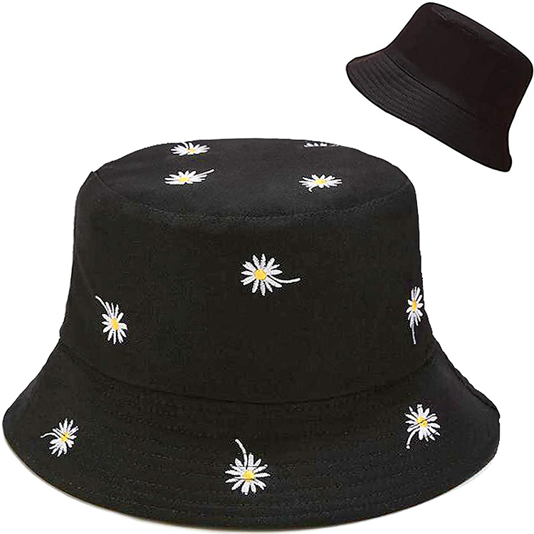 Cute Printed Bucket Hat Unicorn Marble Galaxy Lightweight Travelling Fisherman Caps Unisex Packable