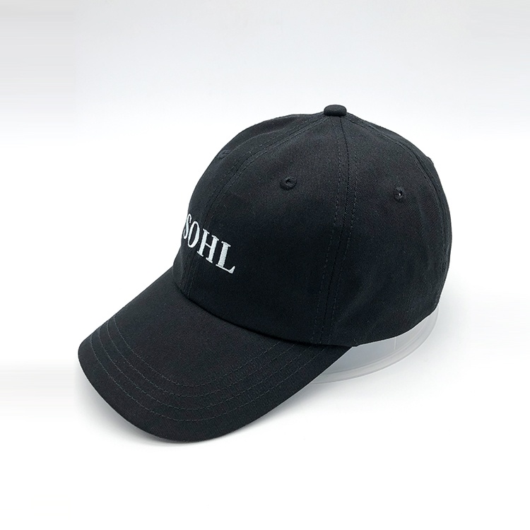 Baseball Cap Unisex Athletic Hats Low Profile Cotton Adjustable Embroidery Sport Hat
