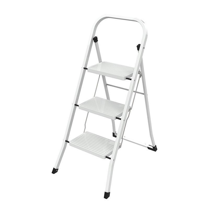 Two Step Steel Ladder WK2030-4