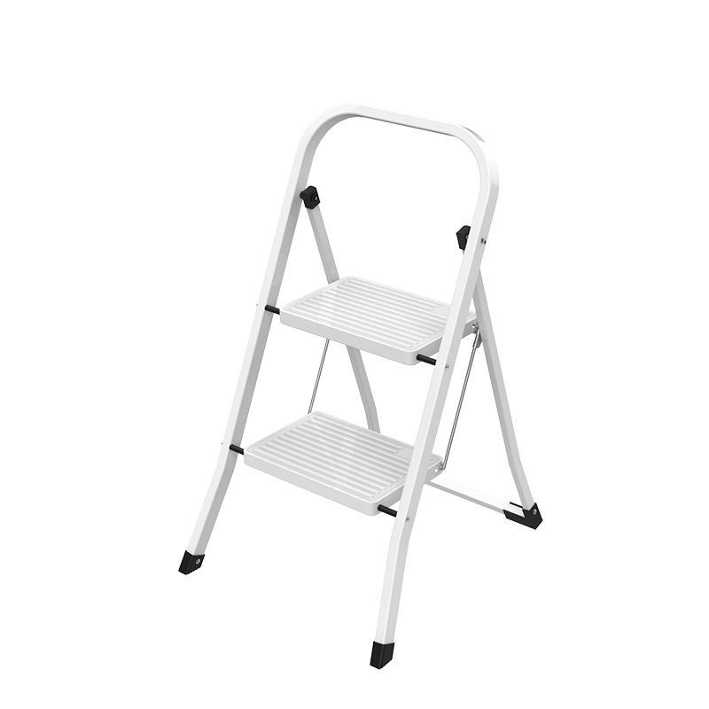 EN14183 Steel Foldable Step Ladder WK2029-4