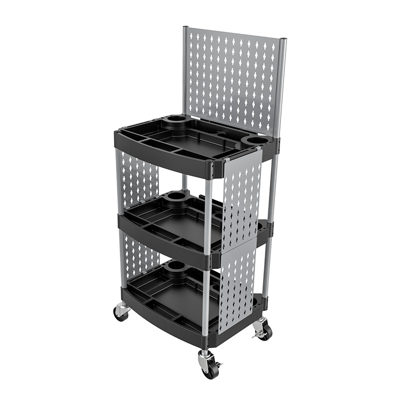 Profession Tool Cart With Tool Hanging Board WK5002-3B