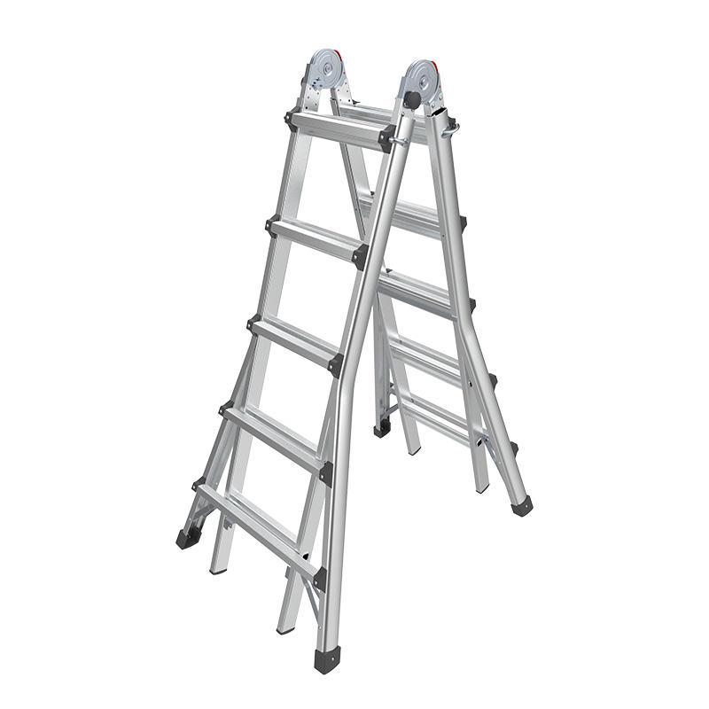 Aluminum Multi-function Ladder WK3104-5
