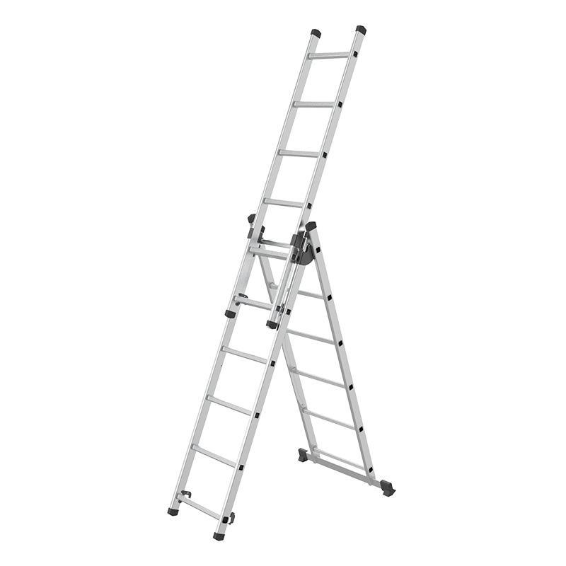 Aluminum 3x6 Combination Ladder WK3316