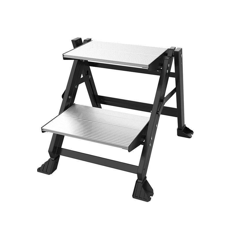 2 Step - Industrial Steel Step Stool WK3202-2
