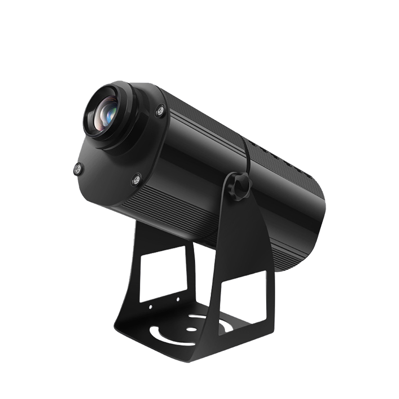 Rotating Outdoor Advertising GOBO Logo Projection Lamp