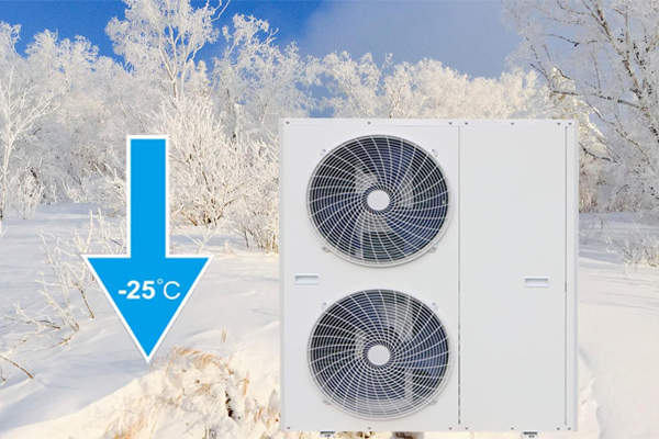 How does the Heat Pump defrost