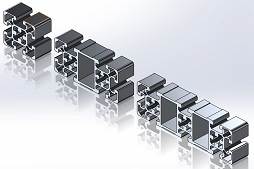 Applications of T Section Aluminium Extrusion