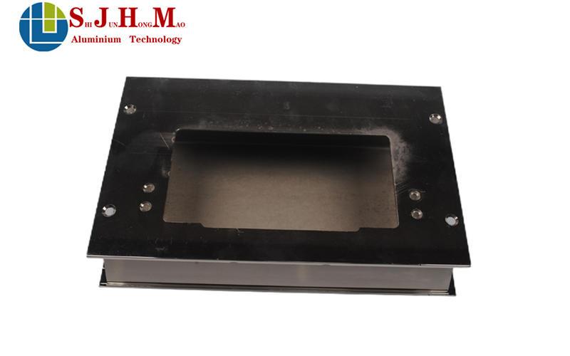 LED-lighting Deep Processing Aluminum Profile