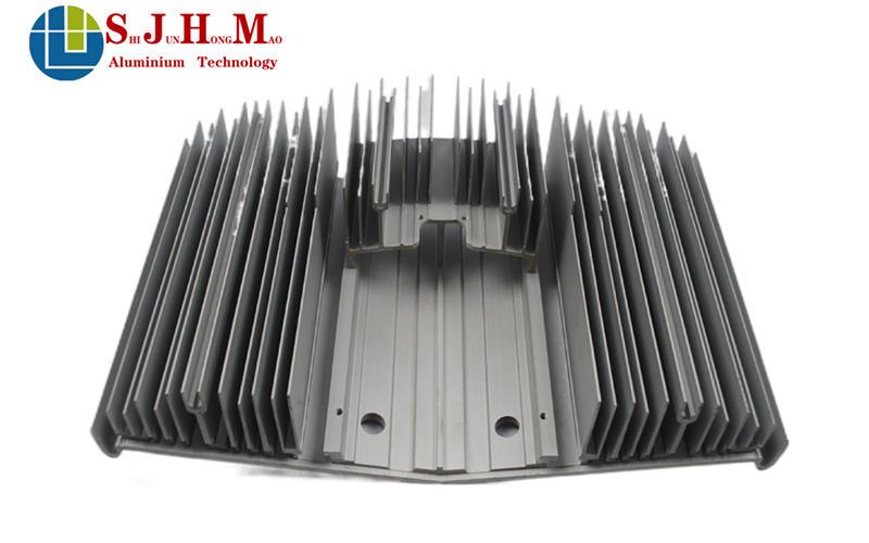 LED Street Light Heatsink Aluminum Alloy
