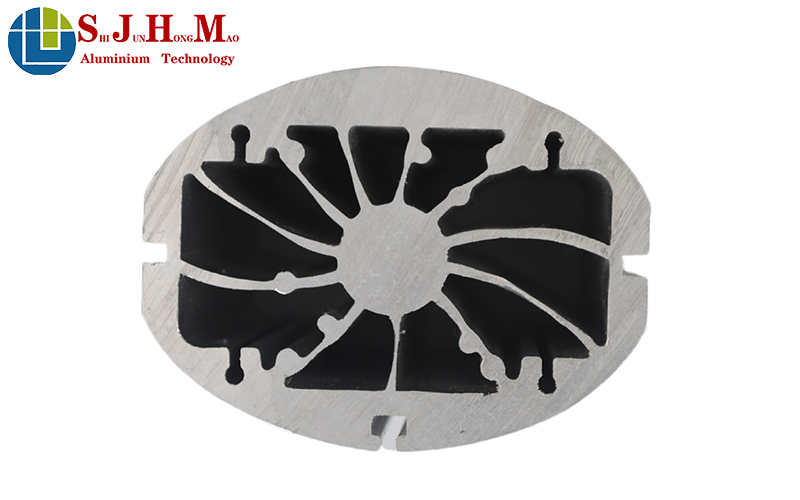Special Special-shaped Electronic Radiator Aluminum Profile-1
