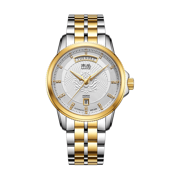 Weide High End Full Stainless Steel Automatic Mens Watches