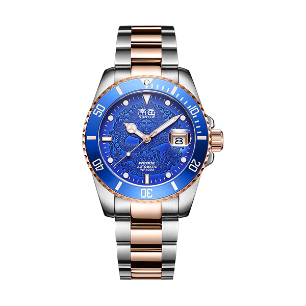 Weide Stainless Steel Automatic Watches for Men