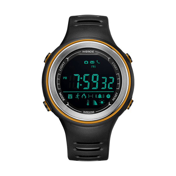 Weide Wholesale Ios Android Bluetooth Connection Smart Watch