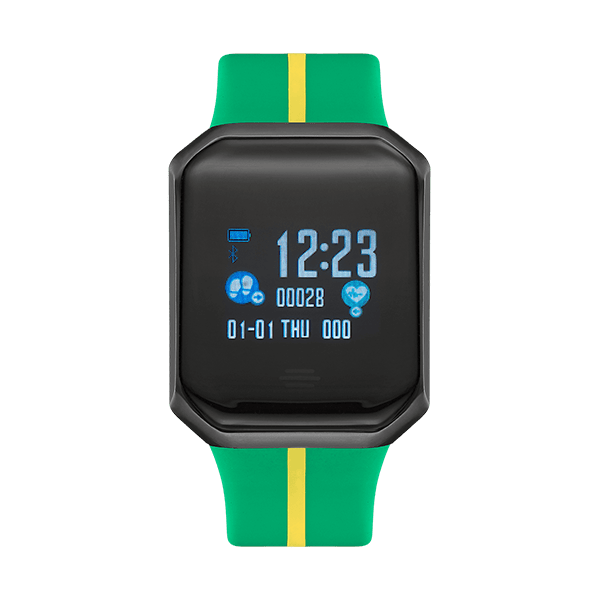 Weide Blood Pressure Heart Rate Ip67 Waterproof Smart Watch