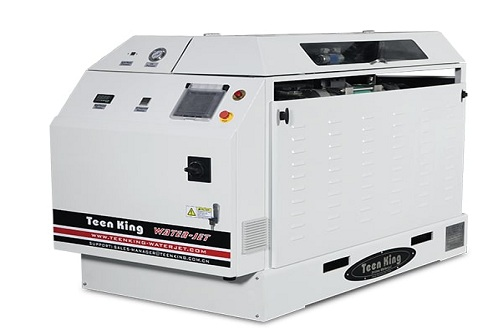 Introduction of Two Types of Teenking Waterjet 5axis Cutting Heads